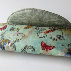 Birds and Butterflies Eye Glass Case ~ Perfect for your Readers