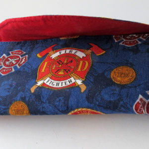 fireman eye glass case
