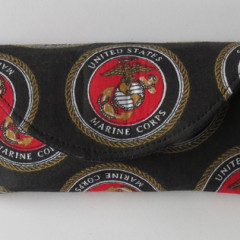 usmc eye glass case