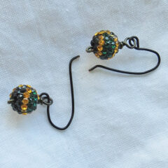 Jamaican Earrings