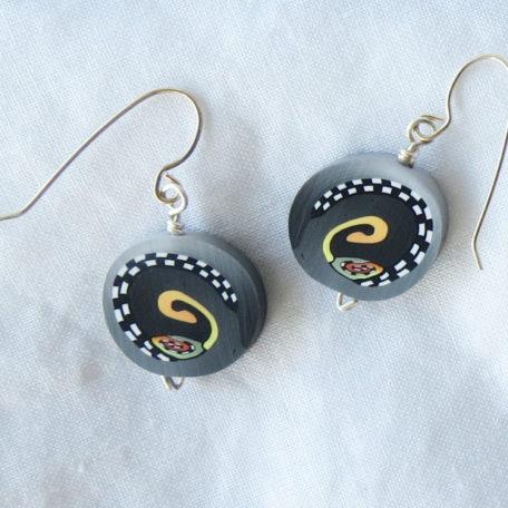Scorpion Earrings