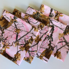 Realtee napkins in Pink