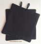 black backed pot holders