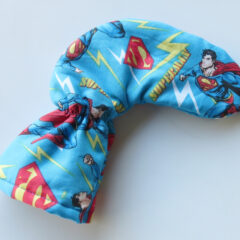 Superman putter cover