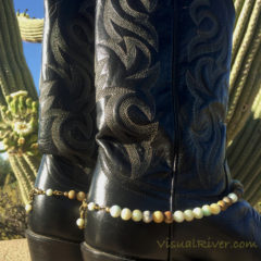 Stone Boot Bling by VisualRiver