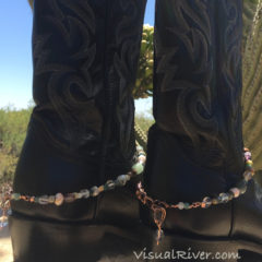 Rock Boot Bling