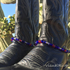 Patriotic Boot Bling