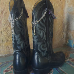 Sonoita Boot Bling by VisualRiver