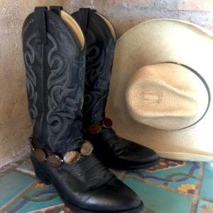 Catalina Boot Bling made in Tucson, Arizona