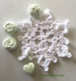 Gardenia Bath Bomb Fizzie Bag by VisualRiver