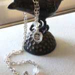 Ginger and Ms Caluda Portrait Necklace