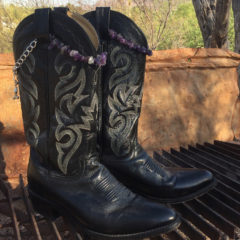 Sonoita Boot Bling by VisualRiver.com