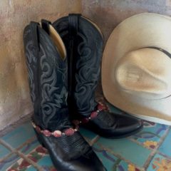 Tubac Boot Bling